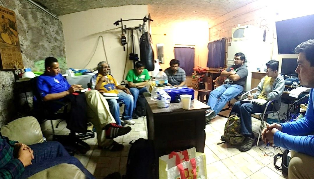 La Reunión de Varones